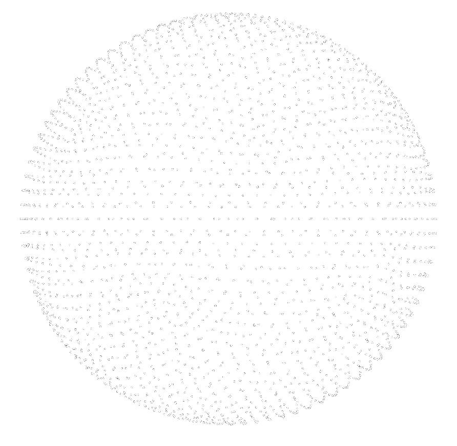 dot-sphere