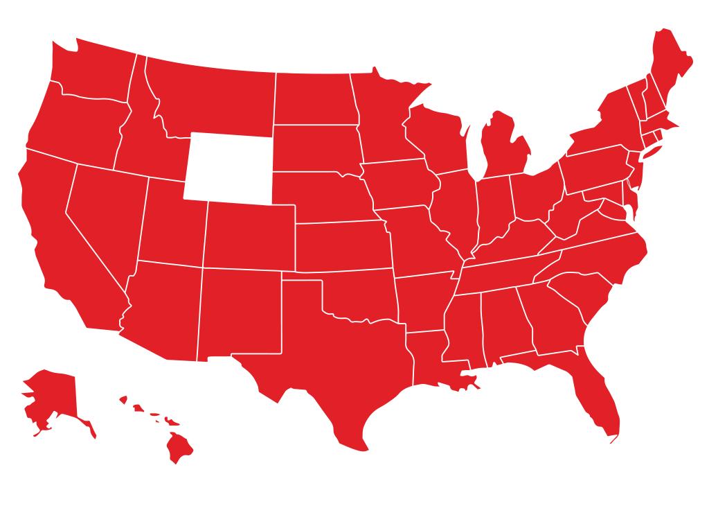 LCI Map